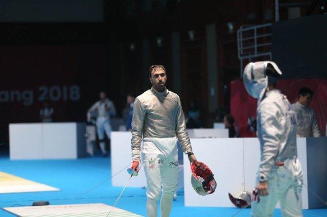 صعود دو سابریست ایران در رنکینگ جهانی، عابدینی ورهبری سقوط کردند
