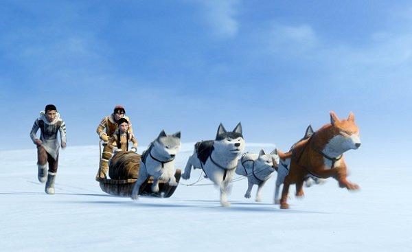 ماجراجویی اسکیموها در سرزمین یخی، روح تاریکی خطرآفرین می شود