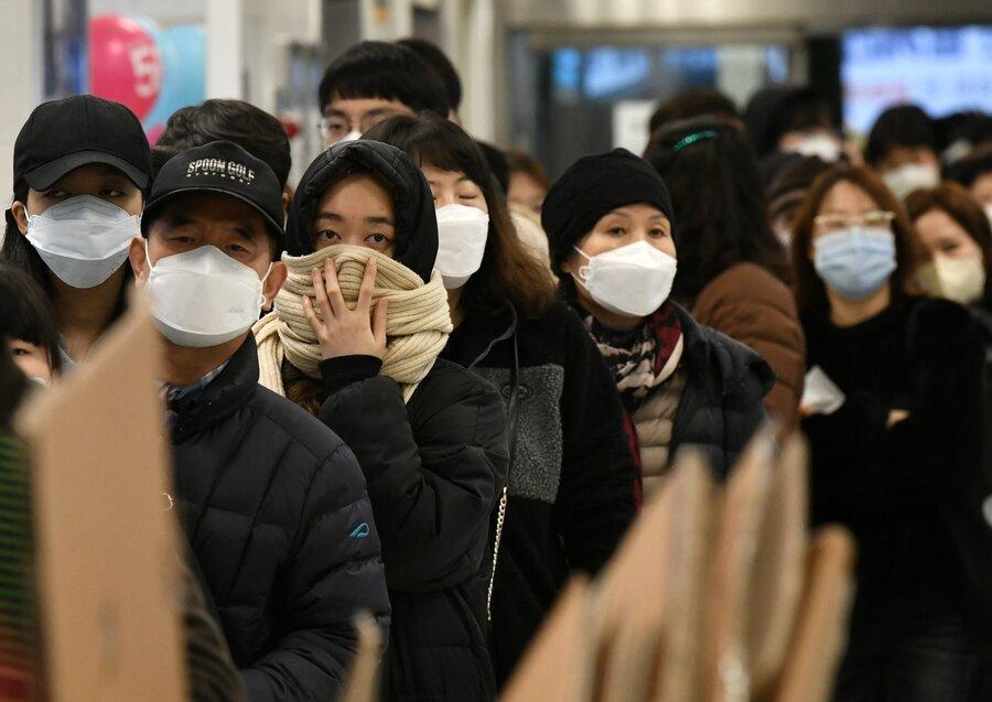 نگرانی از موج دوم شیوع کرونا در آسیا