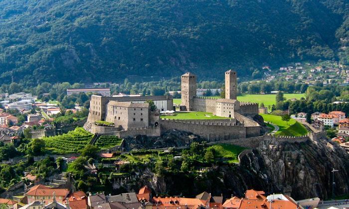 راهنمای سفر به تیچینو، سوئیس