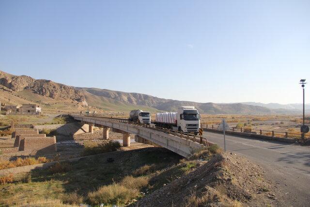 جابجایی 20 میلیون تن بار توسط ناوگان حمل ونقل باری آذربایجان شرقی در سال 98