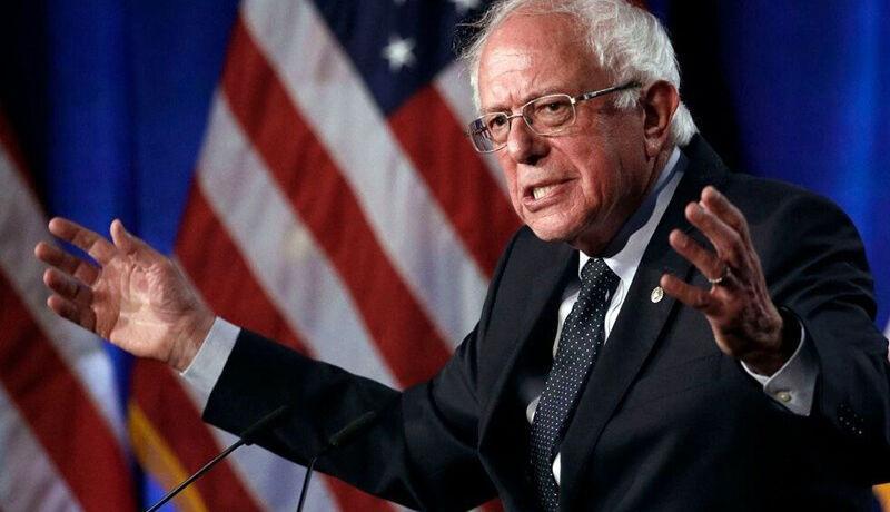 برنی سندرز از رقابت های انتخاباتی آمریکا کناره گیری کرد