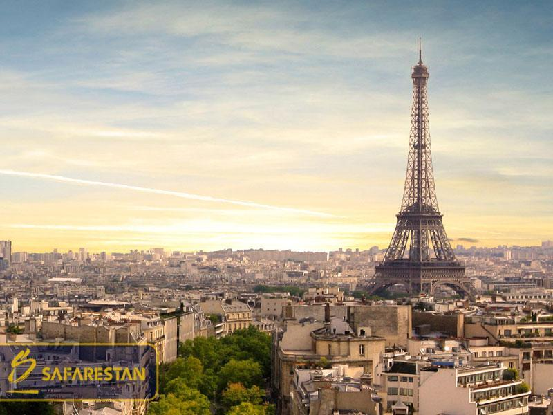 بلیط هواپیما به پاریس شهر عشق و ادبیات