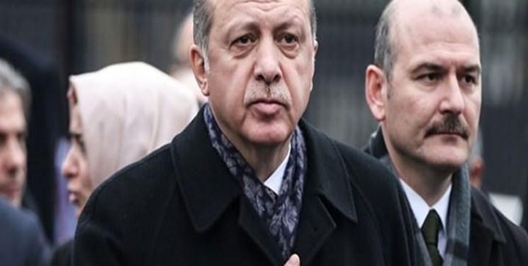 استعفای وزیر کشور ترکیه و اختلافات درونی در دولت