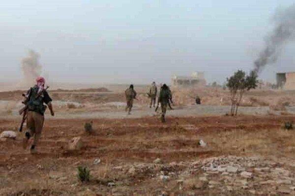 دهها نفر از نیروهای ویژهمغاویر الثوره به ارتش سوریه پیوستند