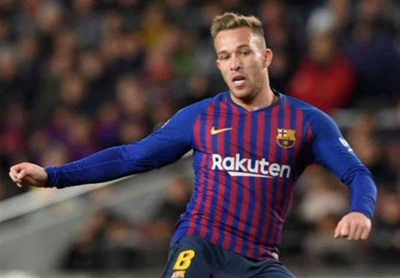 مجوز بارسلونا به یوونتوس برای مذاکره با آرتور