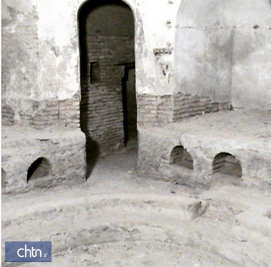 تهیه پرونده حمام قاجاری ایجانک ورامین برای ثبت در فهرست آثار ملی