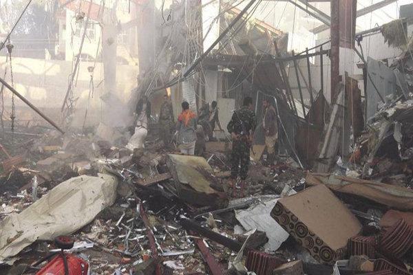 جنگنده های سعودی استان های صعده و حجه یمن را بمباران کردند