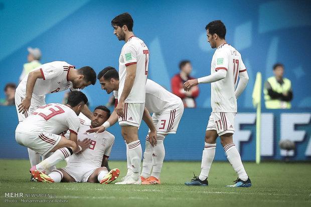 تکرار خاطره پیروزی غرورانگیز ایران در جام جهانی توسط کی روش