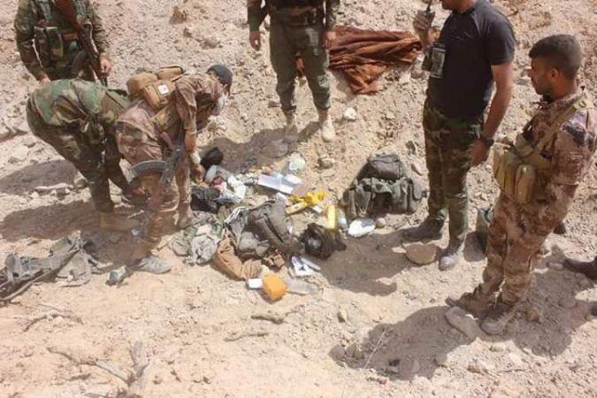 خبرنگاران یکی از سرکرده های داعش در عراق کشته شد