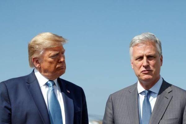 واشنگتن مدعی دخالت ایران، روسیه وچین در نا آرامیهای آمریکا شد