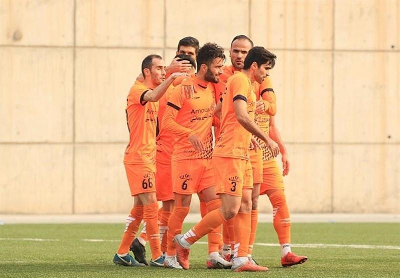لیگ دسته اول فوتبال، صعود بادران به رده ششم جدول با شکست فجر سپاسی