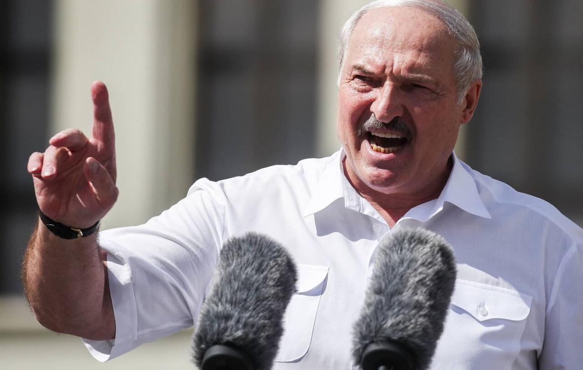 لوکاشنکو برای برگزاری انتخابات مجدد در بلاروس شرط معین کرد
