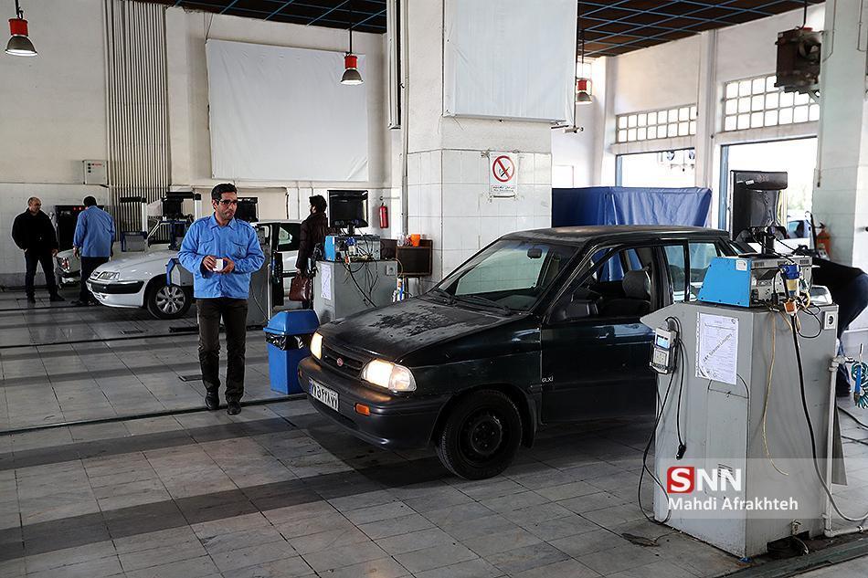 سالانه حدود 200 موتورسیکلت برگه معاینه فنی می گیرند ، تاکسی های تهران مستهلک هستند
