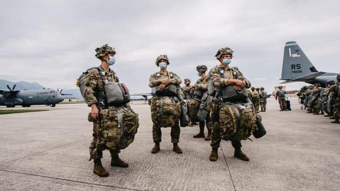 شماری دیگر از نیروهای آمریکایی وارد شهر قامشلی سوریه شدند