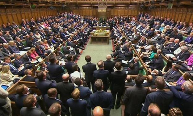 مجلس انگلیس لایحه جانسون برای بازنگری در برگزیت را به رای می گذارد