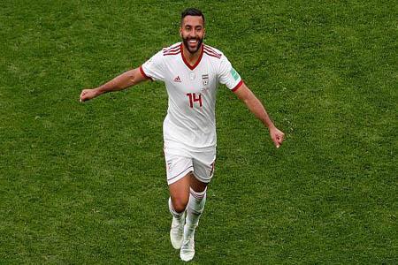 لژیونر جدید ایرانی فوتبال انگلیس