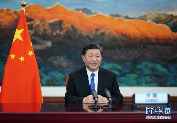 رئیس جمهور چین خواهان شد: افزایش نمایندگان زن در ساز و کار سازمان ملل