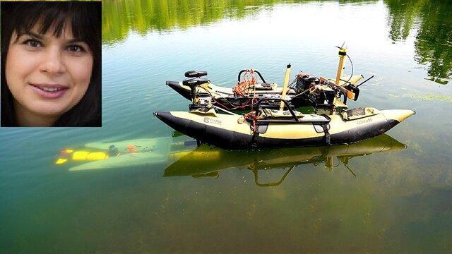 سیستمی که به عملکرد مستقل روبات های زیردریایی کمک می کند