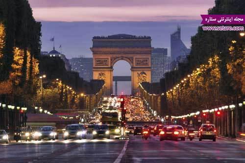 جاذبه های گردشگری پاریس؛ شهر عشاق