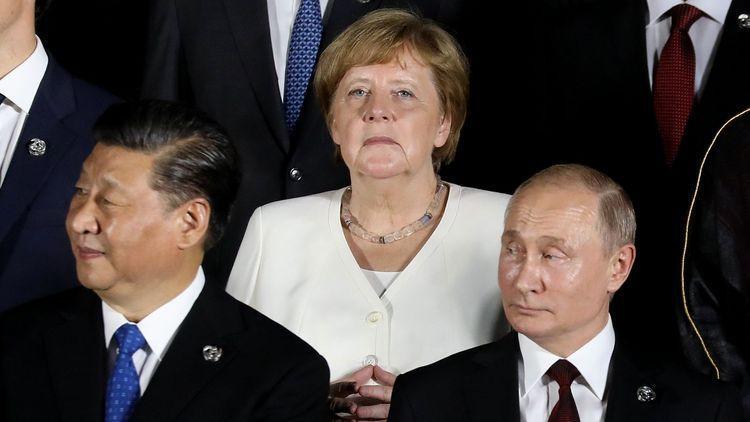 آیا چین و آلمان موقعیت آمریکا را تهدید می نمایند؟