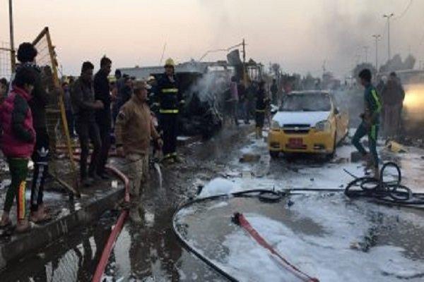 انفجار در استان دیالی عراق ، 3 غیرنظامی کشته شدند