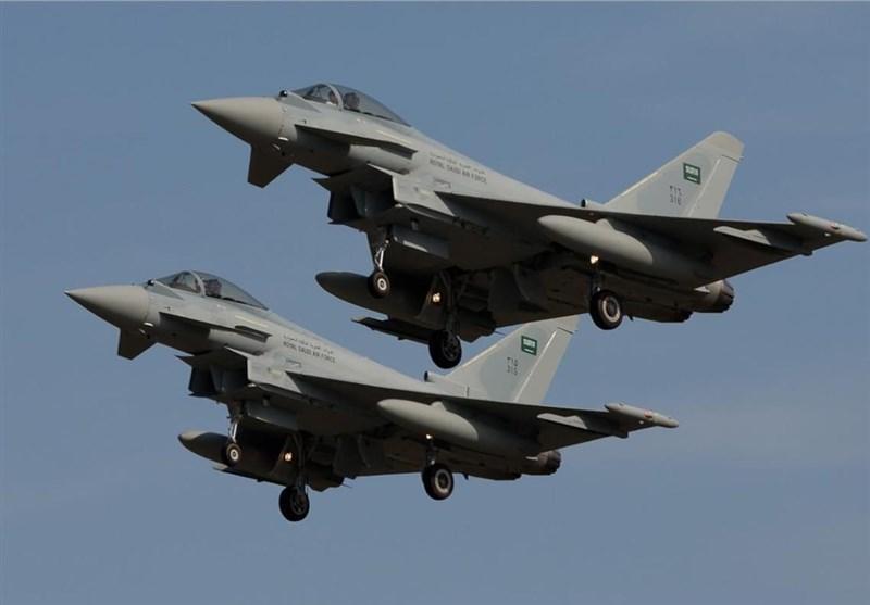 یمن، حملات جنگنده های سعودی به استان های مختلف