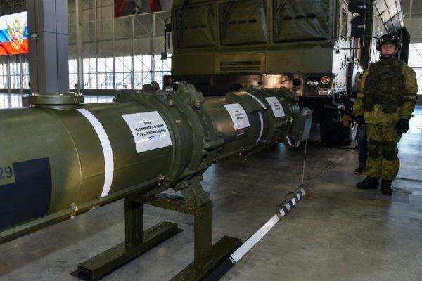 روسیه به آمریکا یک رژیم راستی آزمایی موشکی پیشنهاد داد