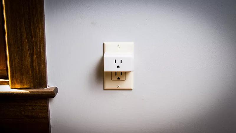 این پریز برق هوشمند و وای فای باعث می گردد بهره وری بالاتری در خانه داشته باشید