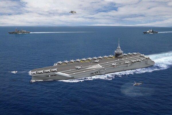 فرانسه ناو هواپیمابر هسته&zwnjای می&zwnjسازد