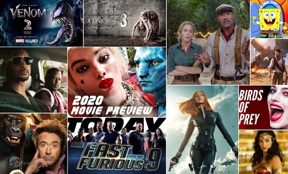بهترین فیلم های 2020، 42 فیلم سال 2020 که نباید از دست بدهید!