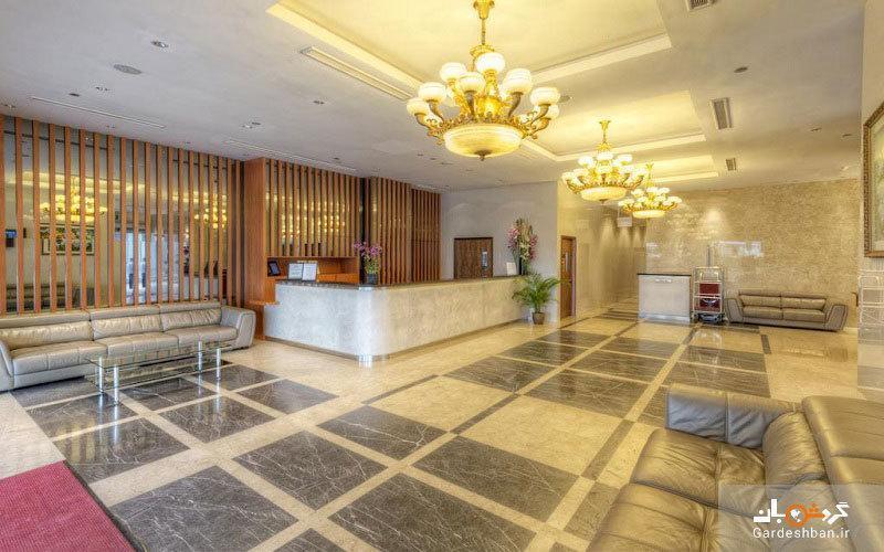 هتل ارکید؛ از هتل های 4 ستاره سنگاپو، تصاویر
