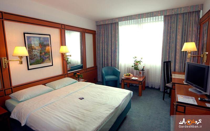 هتل آمادئوس فرانکفورت(Hotel Amadeus Frankfurt)؛از هتل های 4ستاره و لوکس شهر