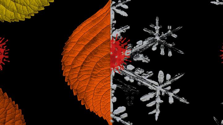 افت درجه تب کرونایی در هفته&zwnjهای پایانی پاییز