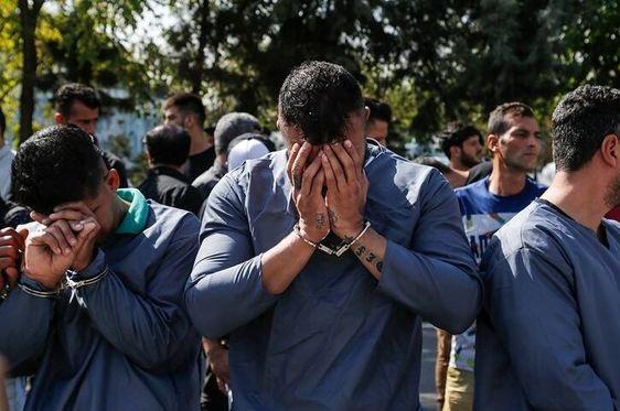 دستگیری چهار نفر از اراذل و اوباش شهرقدس