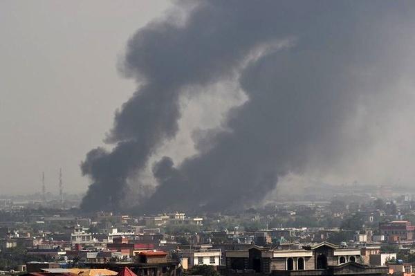 انفجار مین مغناطیسی در کابل