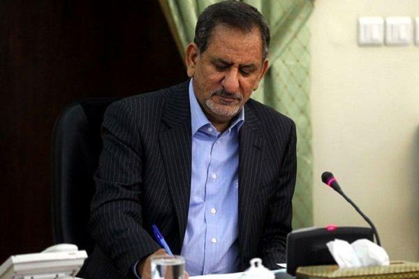 تقدیر جهانگیری از وزیر کشور برای اجرای قانون و آیین نامه اعطای تابعیت ایرانی از مادران ایرانی