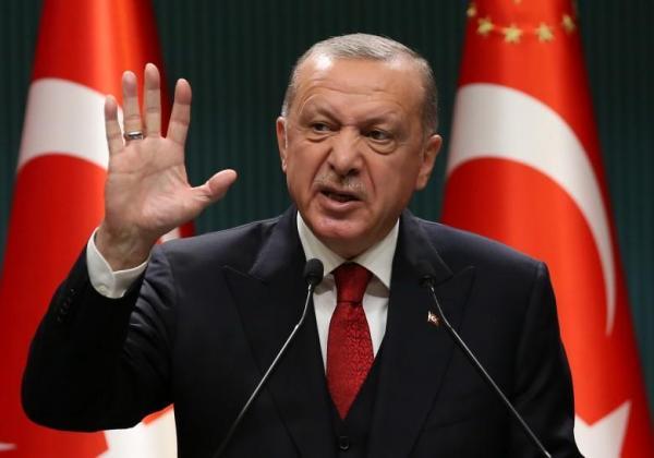 اردوغان : امیدوارم اتحادیه اروپا دست از کوری استراتژیک خود بردارد
