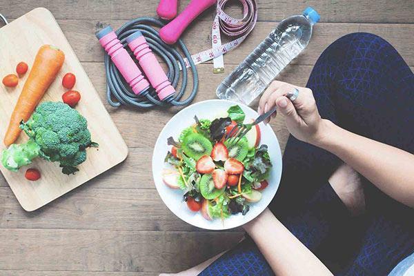 خام گیاه خواری و کاهش وزن