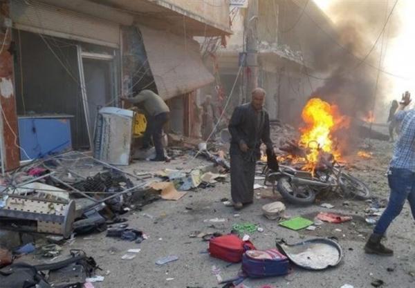 سوریه، انفجار شدید در تل ابیض، 10 کشته و زخمی به جا گذاشت