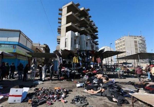 بازداشت تعدادی از همدستان دو انفجار خونین بغداد