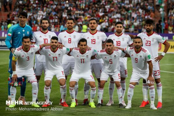 مسابقات انتخابی جام جهانی در فروردین هم برگزار می شود!