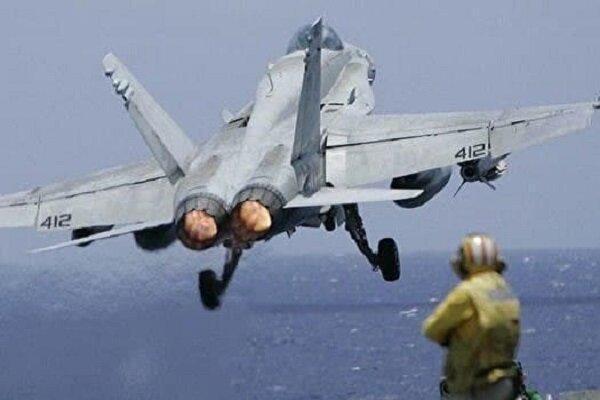 حمله به سوریه با دستور بایدن بود