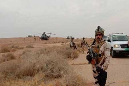 بازداشت یکی از خطرناک ترین عناصر داعش در عراق
