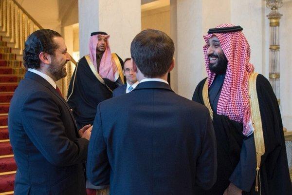 پیچیدگی بحران تشکیل دولت جدید لبنان، مداخلات عربستان سعودی