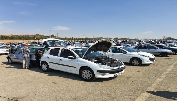قیمت خودرو امروز 4 اردیبهشت 1400