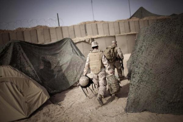 آمریکا کنترل سه پایگاه و فرودگاه قندهار را به دولت افغانستان واگذار می کند