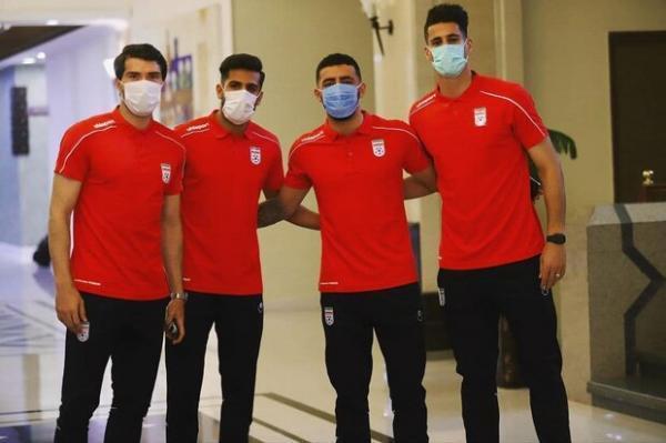 تست کرونای دوباره تیم ملی ایران برای بازی با هنگ کنگ