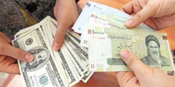 قیمت دلار امروز دوشنبه 1400، 3، 17