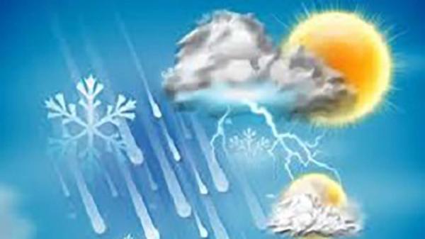 پیش بینی دمای استان گلستان، چهارشنبه هشتم اردیبهشت ماه